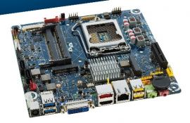 Intel DH61AG Motherboard Desktop Board Thin Mini-ITX New