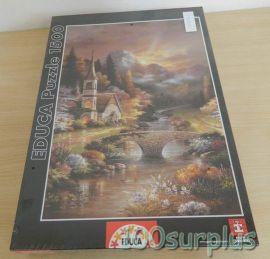 EDUCA Puzzle 1500PC 60*85CM SIZE 13034