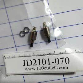 500pcs C&K 8633ZQE2 Pushbutton Switch