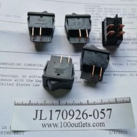 5PCS CW Series AC Output Relays 120-250 VAC