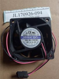 JAMICON JF0620B1L ROTARY DC FAN BRUSHLESS 12V 0.13A
