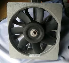 Carrier TRANSICOLD P48AA50A02 CONDENSER FAN MOTOR with FAN Used like new