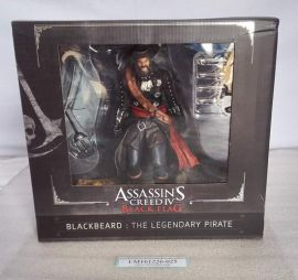Assassin's Creed IV Black Flag - Blackbeard The Legendary Pirate Statue