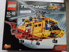 LEGO 9396 TECHNIC Rescue Helicopter New
