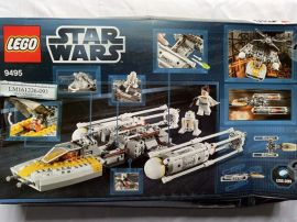 LEGO 9495 Star Wars: Gold Leader's Y-wing Starfighter