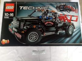 LEGO 9395 TECHNIC SERIES PICK UP TOW TRUCK GARAGE BUILDING BLOCK TOY PLAYSET
