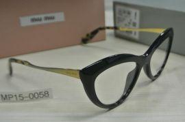 MIU MIU VMU01M 1AB-1O1 52.17 140 Eyeglasses Women Cat Eye Optical Frame