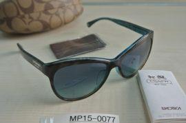 COACH HC8055F (L536 Samantha) 5116/4S (Dark TORTOISE/TEAL) Sunglasses