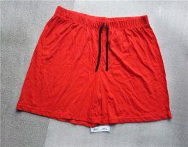 MANCHESTER UNITED CREST SHORTIE PYJAMAS BLACK/RED MENS XL