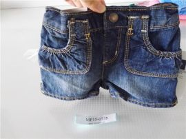 babyGap Gap jeans short pants 3-24moths
