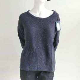 CAMPUS Women's Crew Neck Long regular Sweater 900 moony blue XS/S/M/L/XL