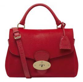 MULBERRY HH1727 Promrose Hair Calf Handbag new
