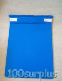 Patient chart medical folder gray 33*23/ blue 33*23