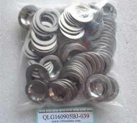 100pcs Boeing BACW10BP14ACU aircraft parts Washer Recessed 5310-01-208-8005