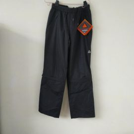 Icepeak Outdoor Pants Black with Reflectors SIZE 46/48/50/52/54
