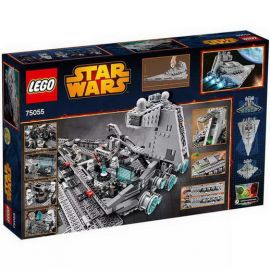 LEGO 75055 STARWARS Imperial Star Destroyer