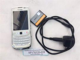 BlackBerry Torch 9800 smartphone 5MP White
