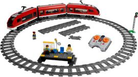 LEGO 7938 6-12 City Series Passenger Train