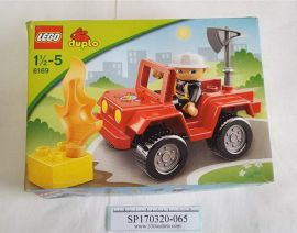 LEGO DUPLO Ville Fire Chief 6169