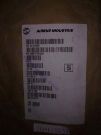 AIRBUS GASKET SEALING Of VULCANIZED RUBBER, VALVE PANEL WING SUN A319 CIVIL. AVIATION P/N D5337176920500