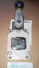 OMRON WLCA2-LD LIMIT SWITCH DPST 6A ROLLR LEVER