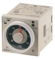 OMRON H3CR-H8L RELAY TIMER 0-12MIN Power off-DELAY