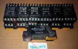 Lot 7 Omron PYF14A-N Relay Sockets $4/pc