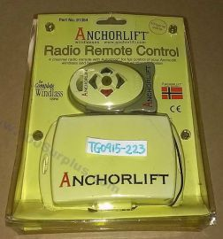 AnchorLift Windlass Radio Remote Control 91354 No wires