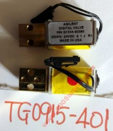 Agilent G1531-60545 Valve leaks SOLD AS IS