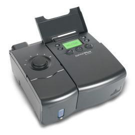 RESPIRONICS BiPAP plus M Series Ventilator with humidifier