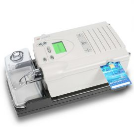 RESPIRONICS BiPAP S/T 1014248 Respirator Ventilator with Smartcard and Heated Humidifier