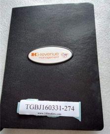 1921-09BK Ambassador Bound JournalBook white-paper notebook