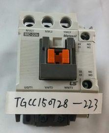 LS MC-32A MC MetaSol Contactor  24VDC