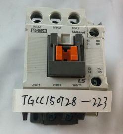 LS MC-22A MC MetaSol Contactor  24VDC