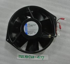 ebmpapst 7114N 24VDC 12W DC axial compact fan 150MM