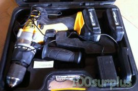 JCB CD20LI 20V Cordless Drill