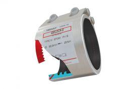 TEEKAY 35855-0 pipe coupling AXILOCK-S ALS2-054.0-16E85 TYPEII EPDM 54.0mm