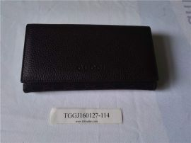 Gucci Wallet 143391 F5DIN 1086 black