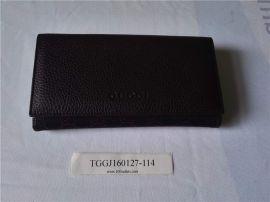 Gucci Wallet 143391 F5DIN 1086 black