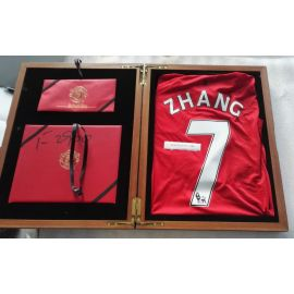Team uniform Limited Gifts by Manchester United Football Club Limited NO.7 NIKE DRI-FIT AON