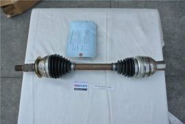 """GM Part No.: 13378781 SHAFT ASM-FRT WHL DRV HALF """
