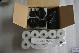 Able Systems Ap1300 Thermal Mini Printer & 10 Rolls Paper