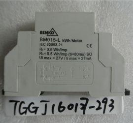 BEMKO BM015-L ELECTRICITY METER 1 PHASE 5(32)A