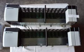 Allen-Bradley 1756-PA72/C 96422273 AC Power Supply 1756-A13 PN-83568 13 Slot Chassis USED