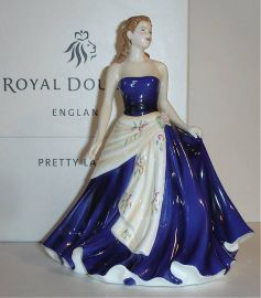 Royal Doulton Figurine Olivia HN5114 Pretty Ladies 2008