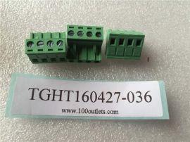 100* DEGSON 2EDGK-5.08-04P-14-00AH Terminal blocks $0.25/PC