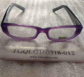 LES CROBS 42 15 128 C117-9A enfant Glasses Purple