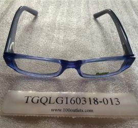LES CROBS 42 15 128 C117-3A enfant Glasses Blue