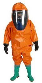 RESPIREX GTB ET GTB in Laminate Viton GAS-TIGHT Suit 1aET Size M UK BOOT 9