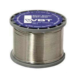 WBT WBT-0840 1.2mm 4%Ag 500g silver solder